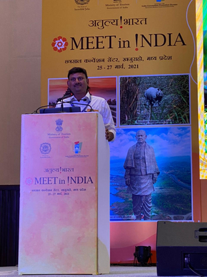 Tourism Organizations Meet to Discuss 'Responsible Tourism' at the MEET IN INDIA ROADSHOW