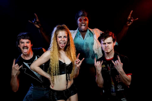 BWW Review: UCO's ROCK OF AGES is a Chart-Topping Hit at the Jazz Lab