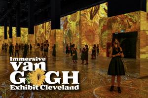 Immersive Van Gogh Exhibit Cleveland – Pre-Sale on Now!