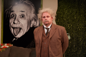 EINSTEIN COMES THROUGH Will Stream From North Coast Repertory Theatre This Month