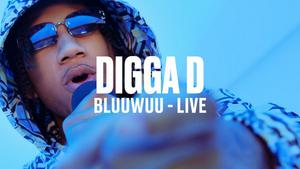 Digga D & Vevo DSCVR release live Performances of 'Bluuwuu' & 'Gun Man Sound'