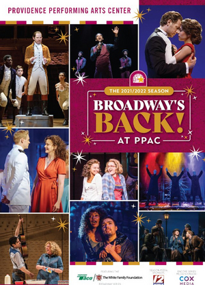 HAMILTON, MY FAIR LADY & More Announced for Providence Performing Arts Center's 2021/2022 Broadway Season
