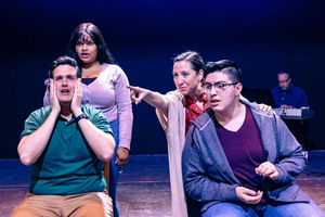 BWW Review: [TITLE OF SHOW] at Elkhart Civic Theater is good enough to make you hate theater