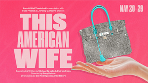 Tickets Now on Sale for THIS AMERICAN WIFE World Premiere