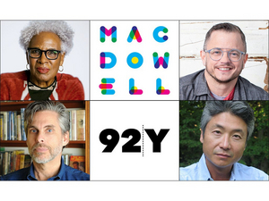 MacDowell and 92Y Announce Second Virtual Salon Exploring Identity and Artistic Vision