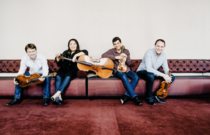 Calidore String Quartet World Premiere Recital to be Presented as Part of Shriver Hall Concert Series