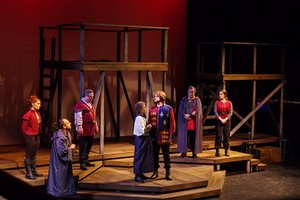 HENRY V Announced at Jobsite Theater
