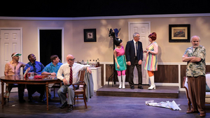 BWW Review: THE ODD COUPLE At Desert Stages Theatre