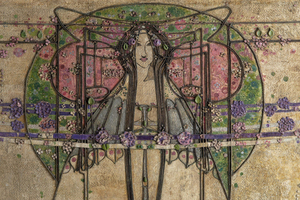DESIGNING THE NEW: CHARLES RENNIE MACKINTOSH AND THE GLASGOW STYLE to be Presented at The Frist Art Museum