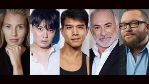 Ramin Karimloo, Telly Leung & More To Lead JESUS CHRIST SUPERSTAR in Japan