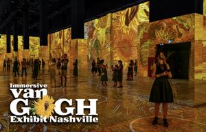 Immersive Van Gogh Exhibit Nashville – Pre-Sale on Now!