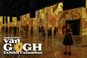 Immersive Van Gogh Exhibit Columbus – Pre-Sale on Now!