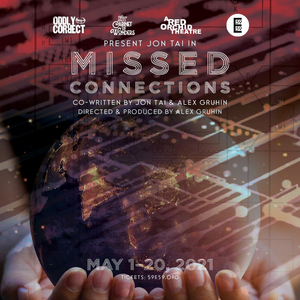 MISSED CONNECTIONS to Stream as Part of 59e59's Plays in Place Series