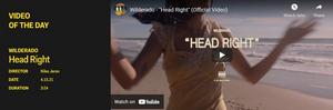 Wilderado Shares Video for Soaring 'Head Right'