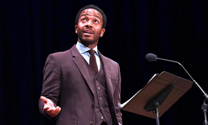 André Holland to Read and Discuss THE END OF WHITE SUPREMACY: AN AMERICAN ROMANCE Live at 92Y