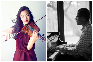 Violinist Kristin Lee and Pianist Jeremy Jordan to Perform Americana Virtual Concert Streamed Live