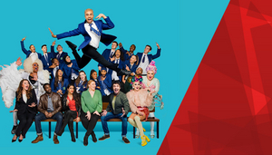 Bianca del Rio and West End Stars of EVERYBODY'S TALKING ABOUT JAMIE on The Broadway Cast Reunion Series
