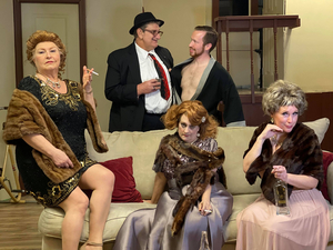 BWW Interview: Valerie Schillawski, Jen Knight, and Deborah Moylan of LEGENDS AND BRIDGE at Dramatically Incorrect Theater Group & Dance Company