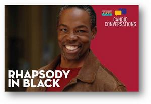 LeLand Gantt Stars in RHAPSODY IN BLACK Presented by The Cincinnati Arts Association