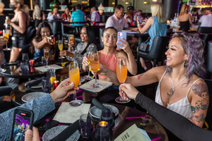 DJ Roger Gangi, Skye Dee Miles and More Announced for JING Las Vegas Sunday Party Brunch