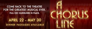 A CHORUS LINE Will Be Performed at the Wick Theatre