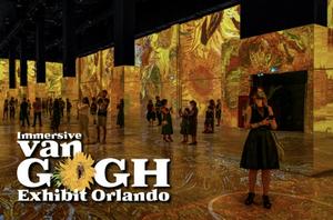 Immersive Van Gogh Exhibit Orlando