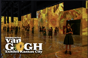 Immersive Van Gogh Exhibit in Kansas City is Now Available For Pre-Sale