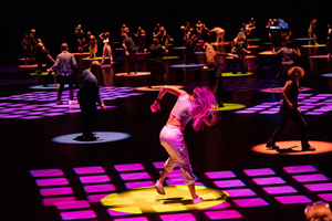BWW Review: SOCIAL! THE SOCIAL DISTANCE DANCE CLUB at Park Avenue Armory