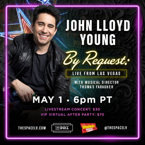 BWW Interview: John Lloyd Young Shares Details About Upcoming Fan-Request Concert at The Space!