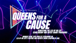 QUEENS FOR A CAUSE Takes to the Screen Tonight, Featuring Jackie Cox, Amanda D'Archangelis, Emily Bautista and More