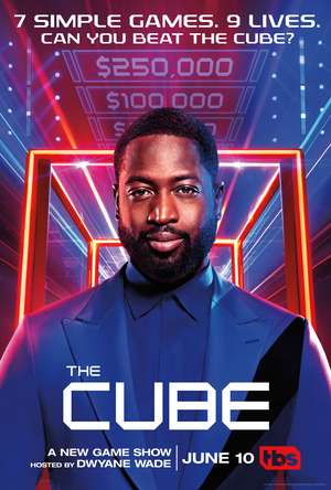 THE CUBE Hosted by Dwayne Wade Premieres June 10