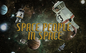 SPACE PEOPLE IN SPACE to be Presented by Buntport Theater Company