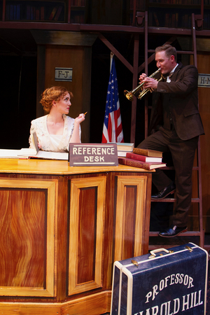 BWW REVIEW: 'Ya Got Trouble' In Centerpoint Legacy'sTHE MUSIC MAN
