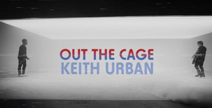Keith Urban Premieres New Video for 'Out The Cage'