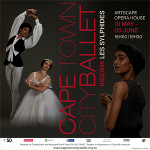 South African Premiere of Mthuthuzeli's INGOMA to be Presented by Cape Town City Ballet
