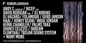 Forum Birmingham Reveals Opening Season