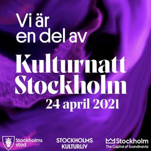 Kungliga Operan Announces 2021 CULTURE NIGHT