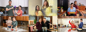 The 90 Day Universe Sizzles with New Series 90 DAY: FOODIE CALL