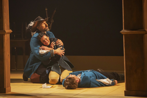 BWW Review: CYRANO at Indiana Repertory Theatre