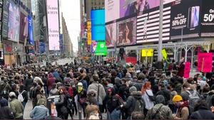 Broadway marcha por la justicia, la inclusión y la diversidad