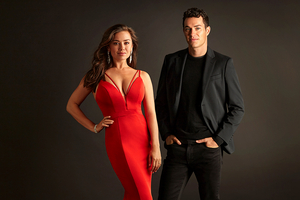 Alinta Chidzey and Des Flanagan Will Lead MOULIN ROUGE! in Australia