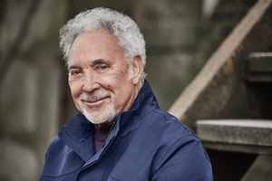 Tom Jones Releases New Album 'Surrounded By Time'