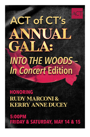 ACT of Connecticut Announces 2021 Annual Gala: INTO THE WOODS - IN CONCERT Edition