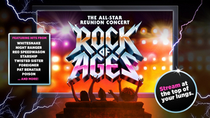 ROCK OF AGES CONCERT Now To Feature Pre-Show Hosted By Randi Zuckerberg, Willam and Tom Lenk