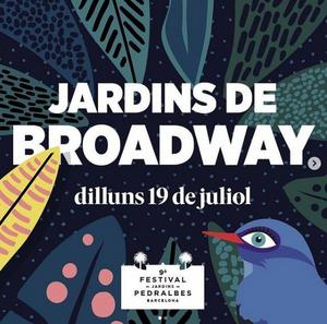 Àngel Llàcer y Manu Guix llevarán los Jardines de Broadway a Pedralbes