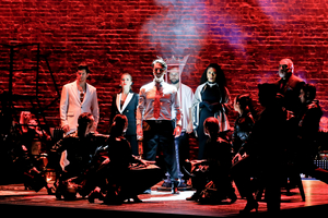 BWW Review: CHESS THE MUSICAL at Regent Theatre