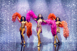 DREAMGIRLS Comes to the Palace Theatre, Manchester in 2022