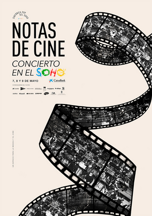 NOTAS DE CINE llega al Teatro Del Soho CaixaBank