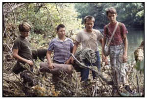 STAND BY ME Returns to Cinemas Nationwide May 23 & 26