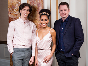 Lucy St Louis and Rhys Whitfield Join Killian Donnelly in THE PHANTOM OF THE OPERA Upon West End Return